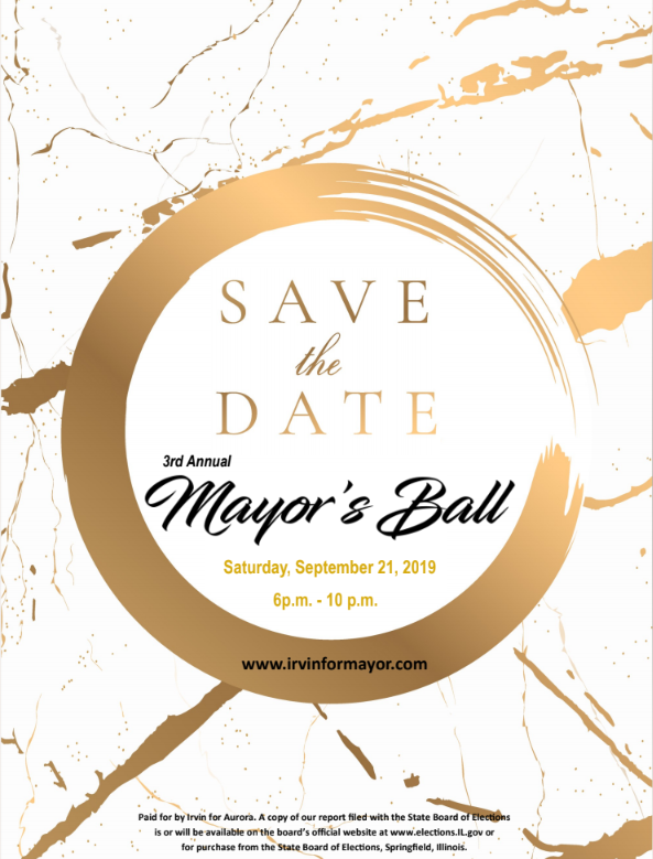 The Mayor Ball 2019