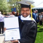 Richard Irvin Doctor of Humane Letters